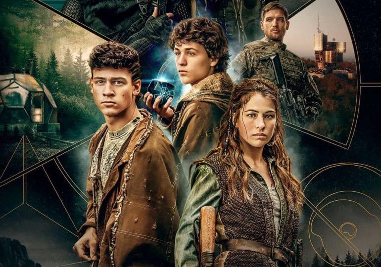Tribes of Europa   Offizieller Trailer   Netflix