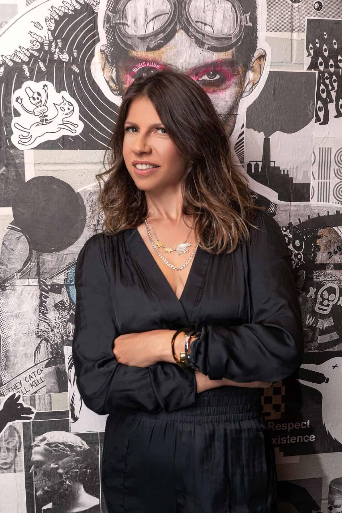 Valerie Weiss, die Regisseurin