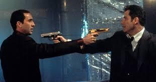 Paramount Pictures Film Face Off mit Nicolas Cage und John Travolta