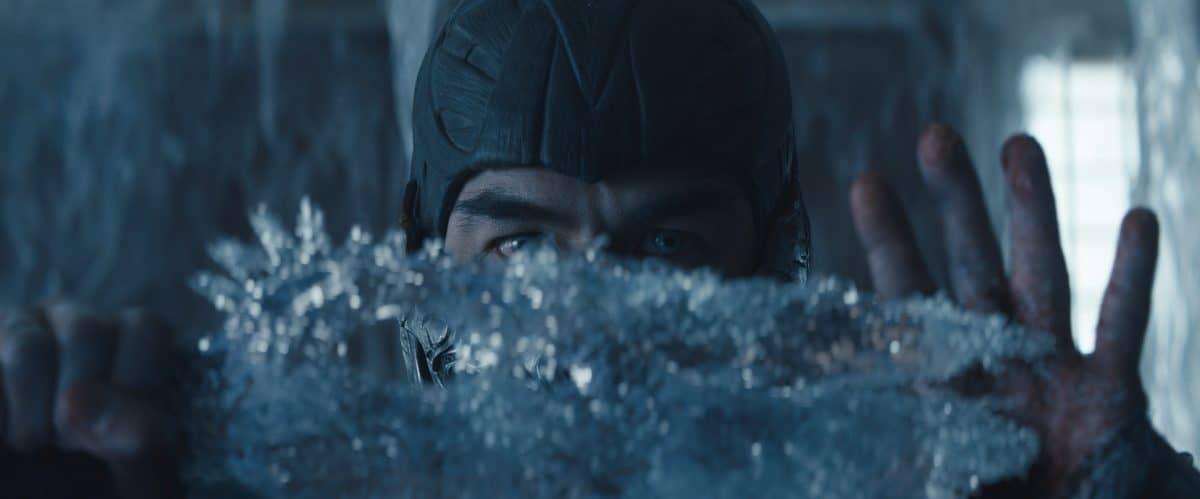JOE TASLIM als Sub-Zero/Bi-Han in Mortal Kombat