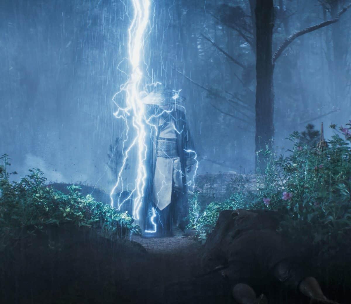 TADANOBU ASANO als Lord Raiden in Mortal Kombat