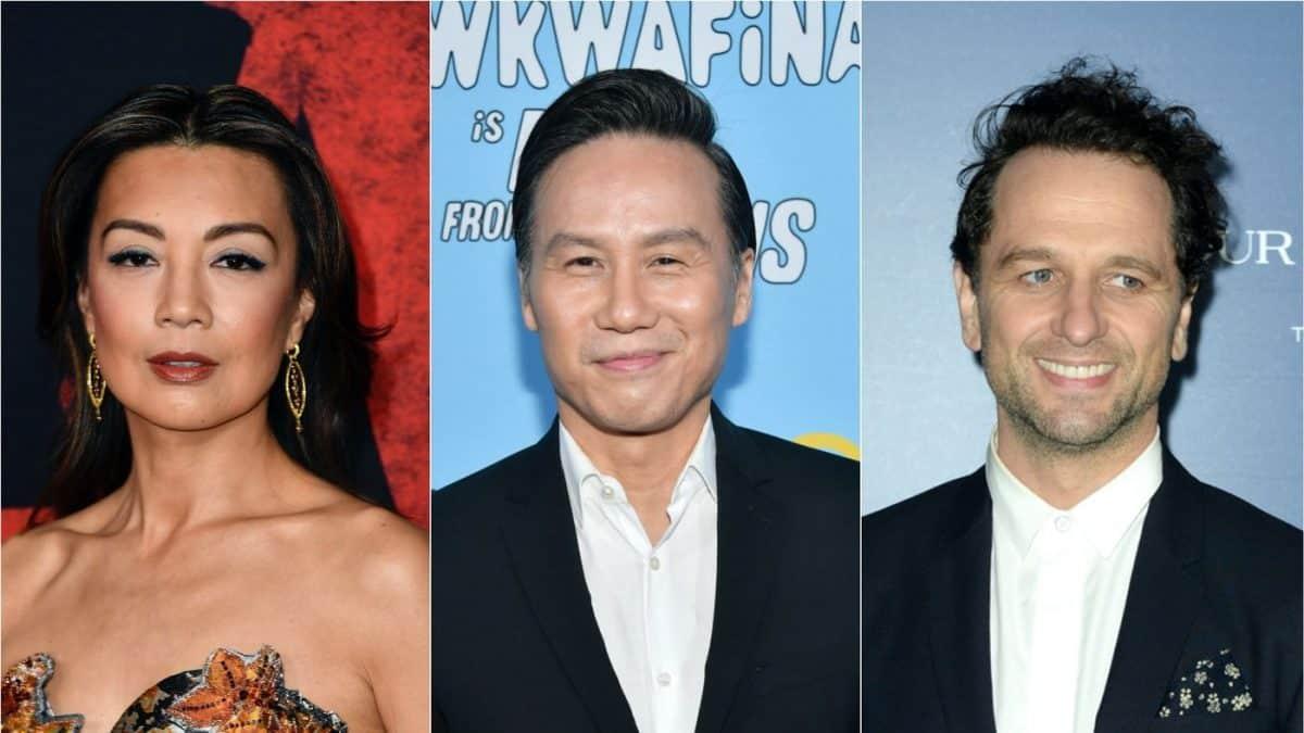 """Ming-Na Wen, BD Wong und Matthew Rhys sprechen die Hauptfiguren in der animierten Prequel Serie """"Gremlins-Secrets Of The Mogwai"""""""