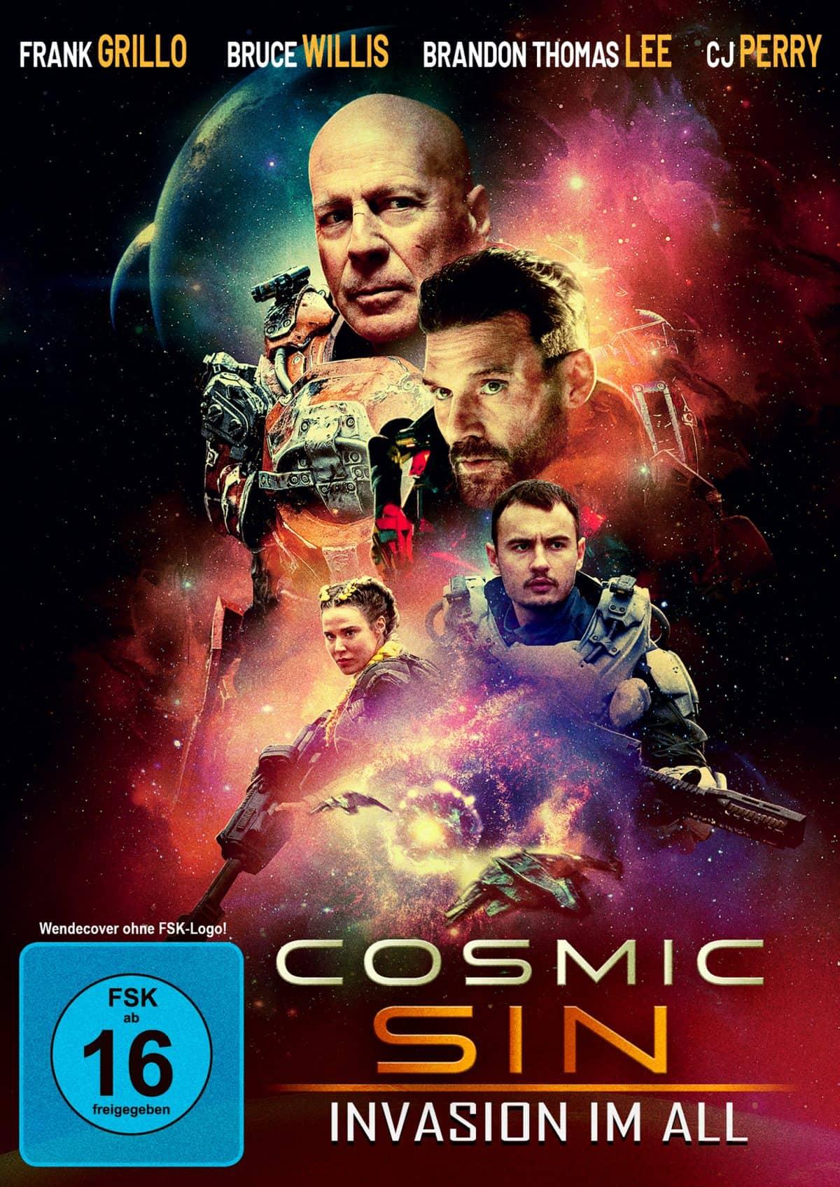 DVD - COSMIC SIN - ©KOCH FILMS