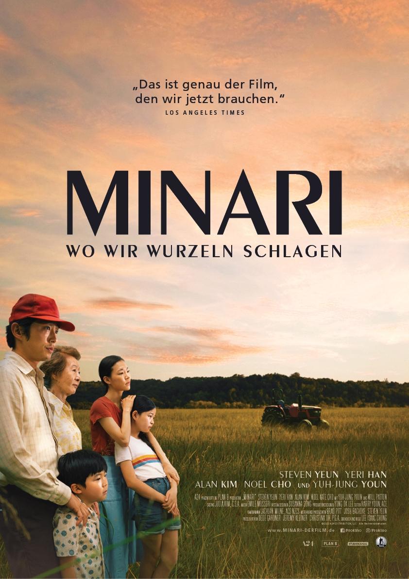 MINARI - WO WIR WURZELN SCHLAGEN | Kinostart am 15. Juli 2021
