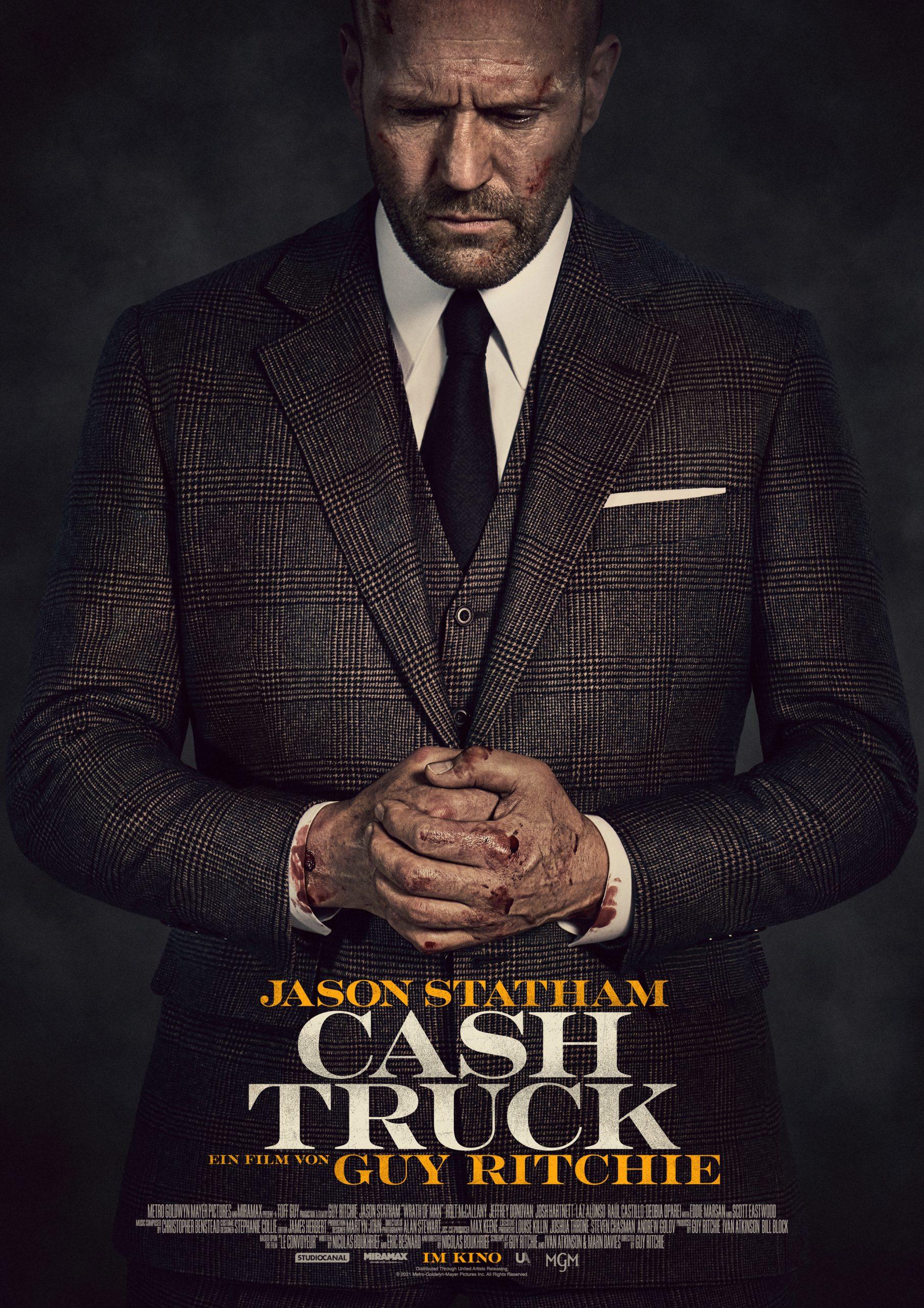 Cash Truck | Trailer | 2021