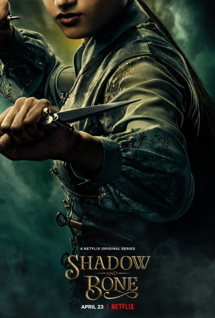 Shadow and Bone Charakter Poster