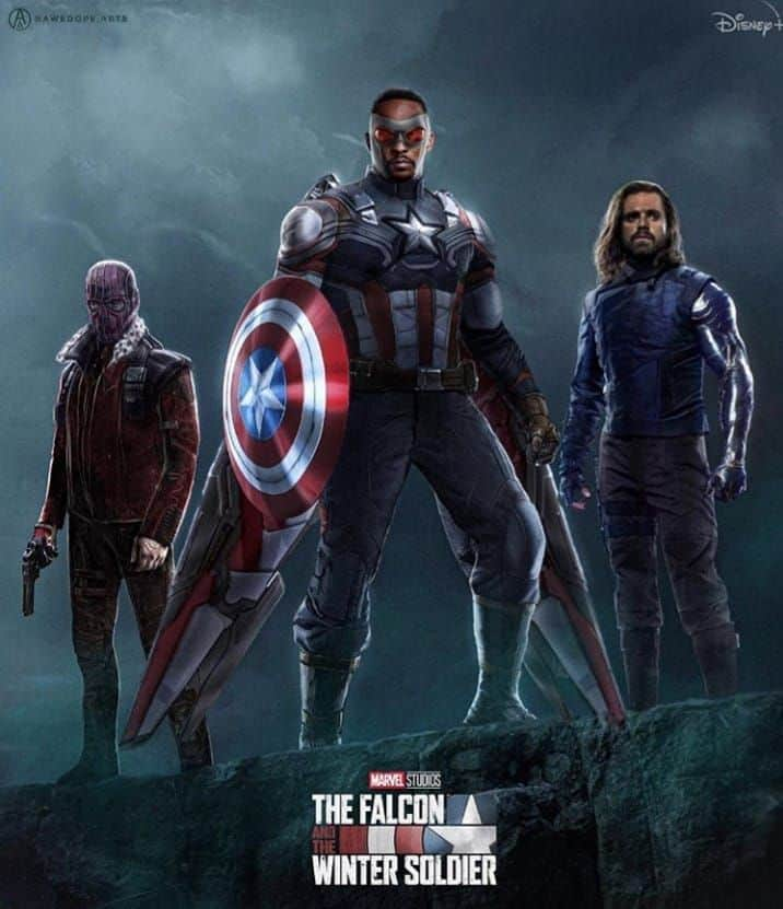 The Falcon And The Winter Soldier | Neuer Teaser