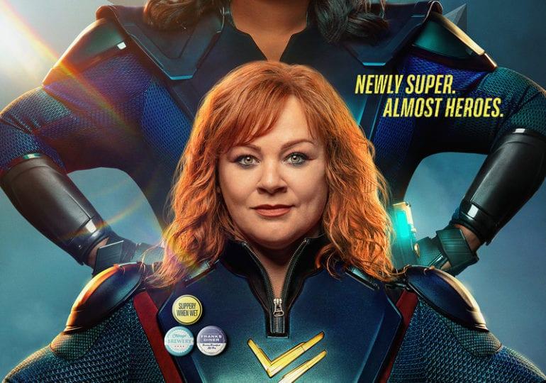 Thunder Force | Film Kritik | Netflix | 2021
