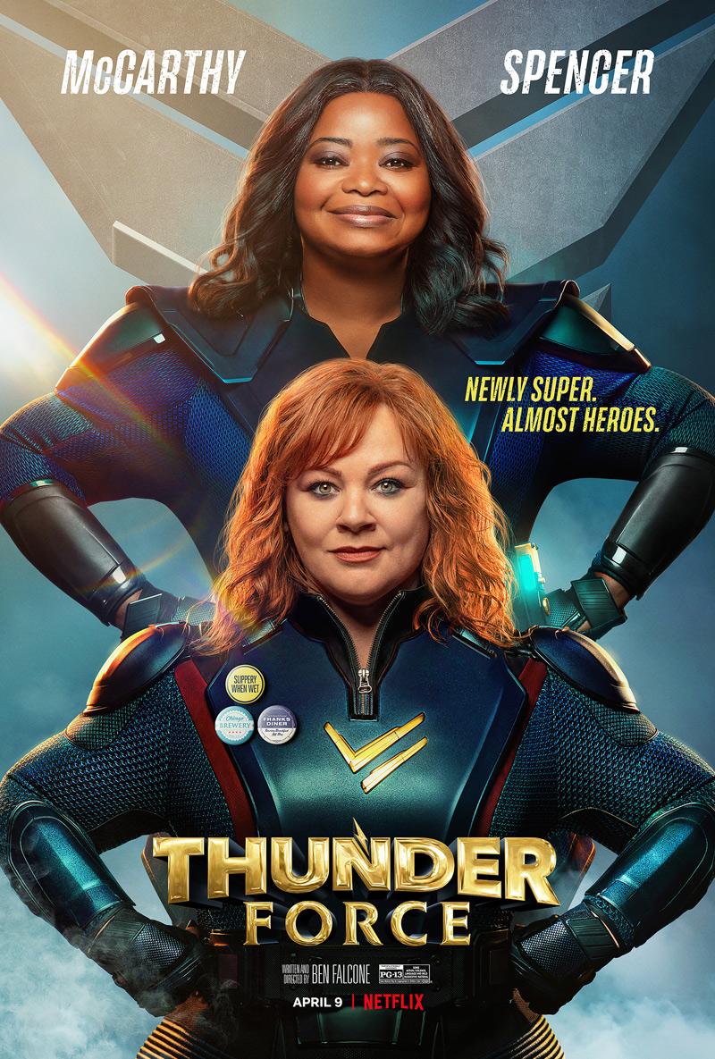 Thunder Force | Neuer Trailer | Melissa McCarthy
