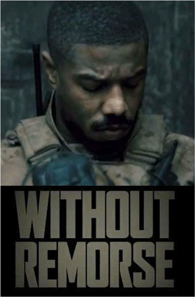Michael B. Jordam als Soldat in Without Remorse