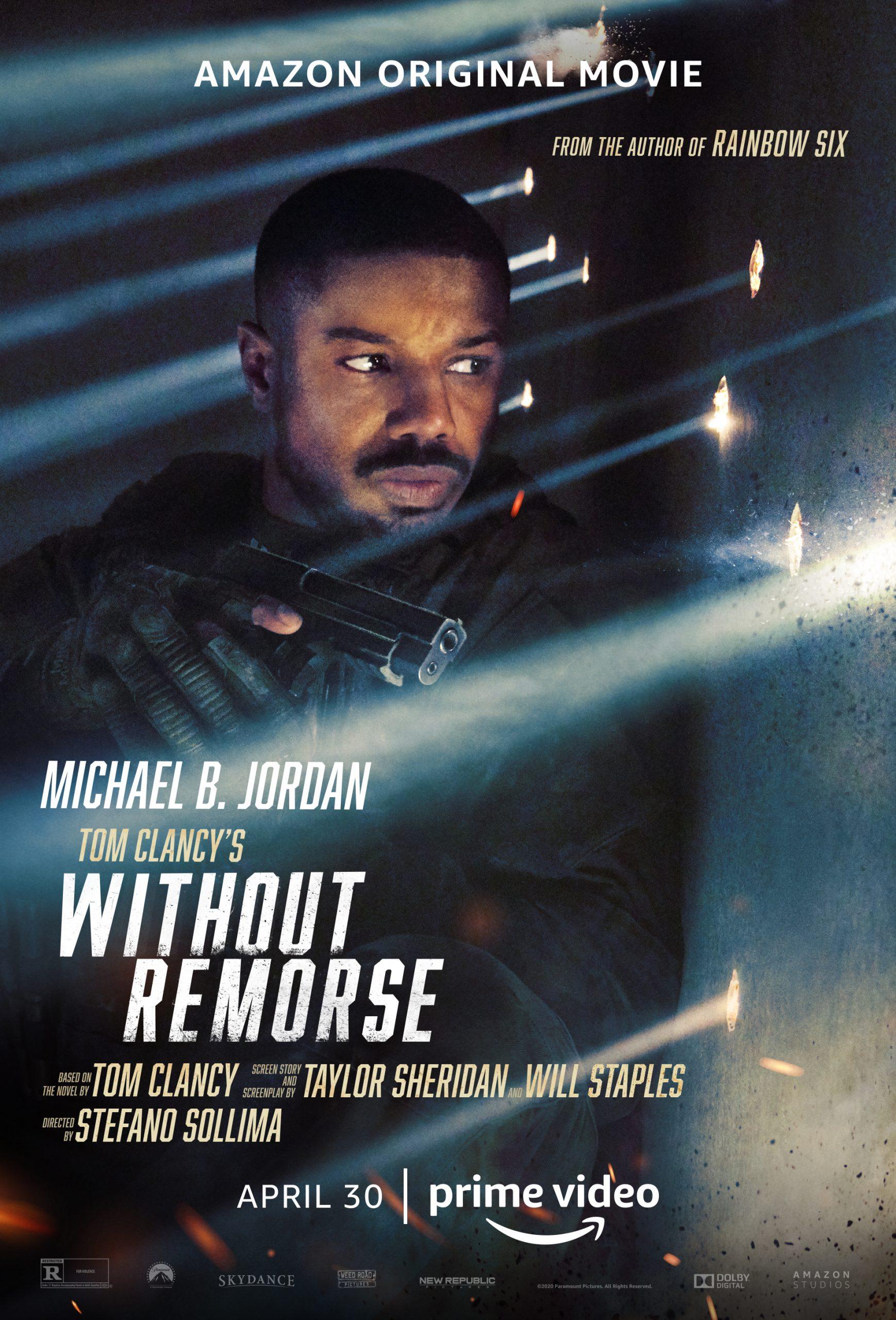 Without Remorse - Gnadenlos | Film Kritik | 2021