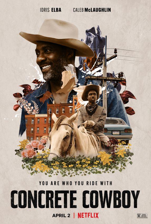 Concrete Cowboy Trailer   Idris Elba   Netflix