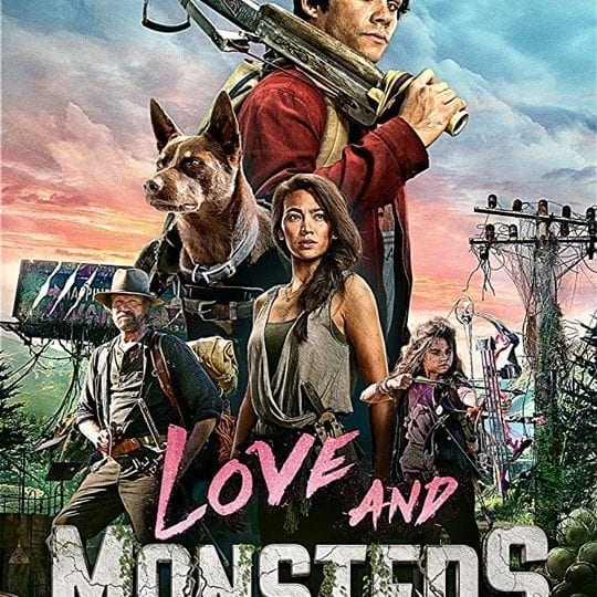 Love And Monsters   Trailer   Netflix