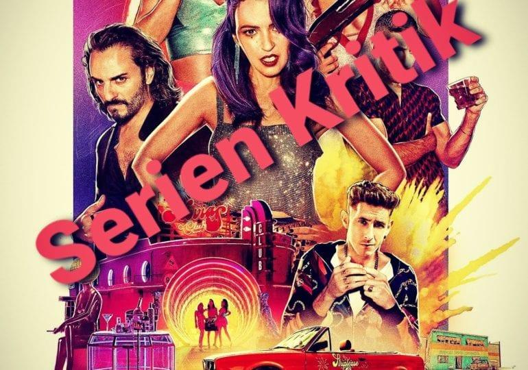 Sky Rojo | Serien Kritik | Netflix | 2021