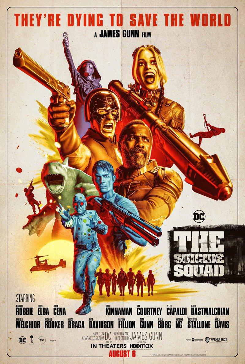 The Suicide Squad   Offizieller Trailer   2021