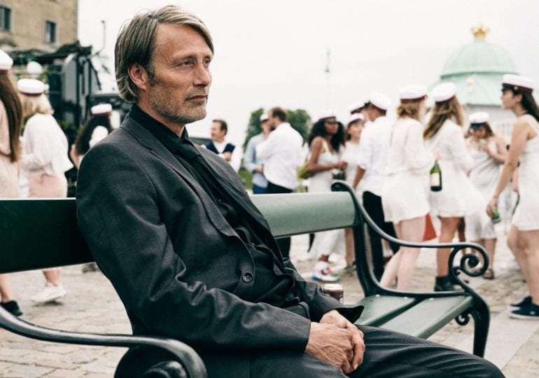 Mads Mikkelsen im nächsten Indiana Jones Film