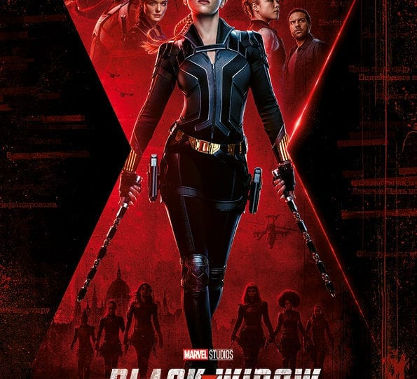 """Offizieller """"Black Widow"""" Trailer   2021   Disney+"""