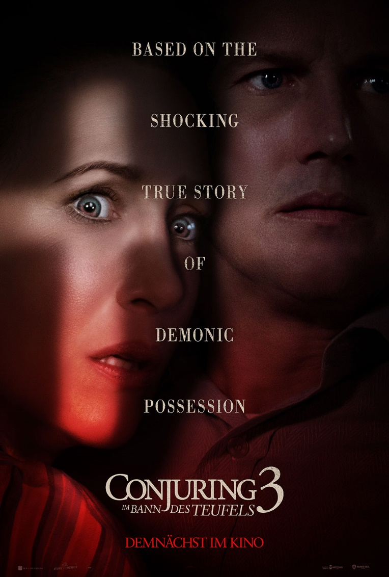 The Conjuring : Im Bann des Teufels | Kinostart am 01. Juli 2021