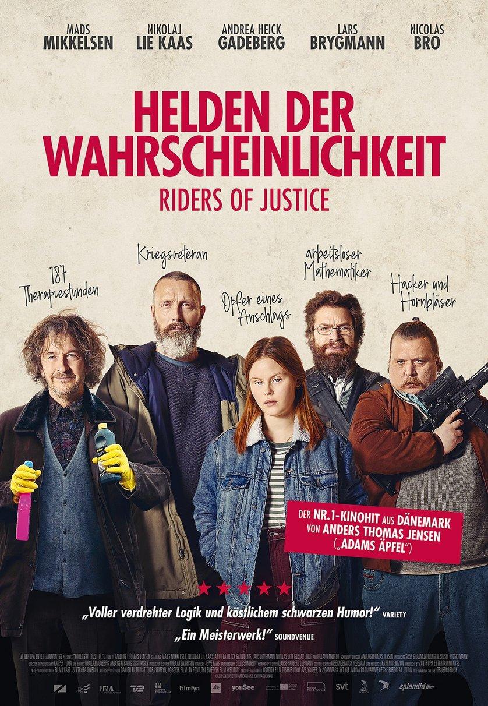 Helden der Wahrscheinlichkeit - Riders Of Justice bietet eine erste Kino Überraschung