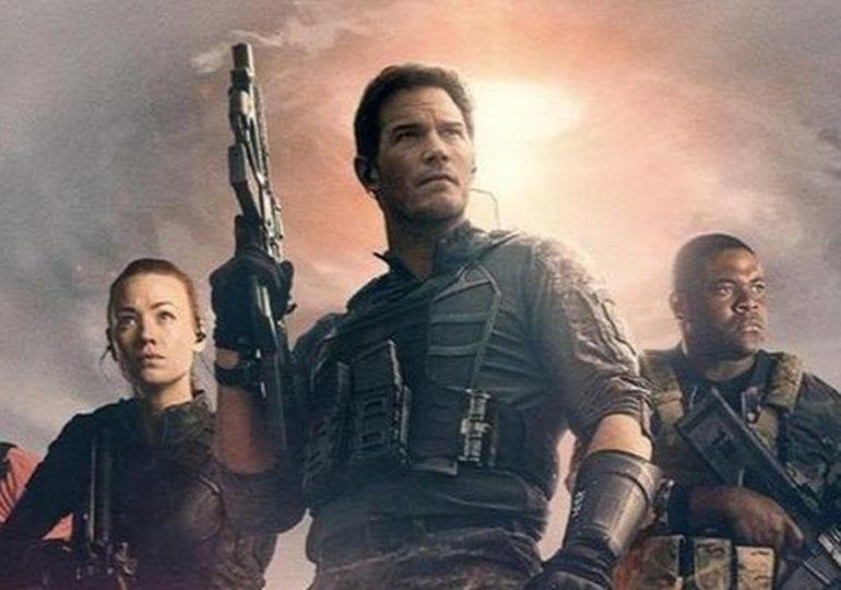 The Tomorrow War | Chris Pratt in wilder Sci-Fi Action | Offizieller Trailer