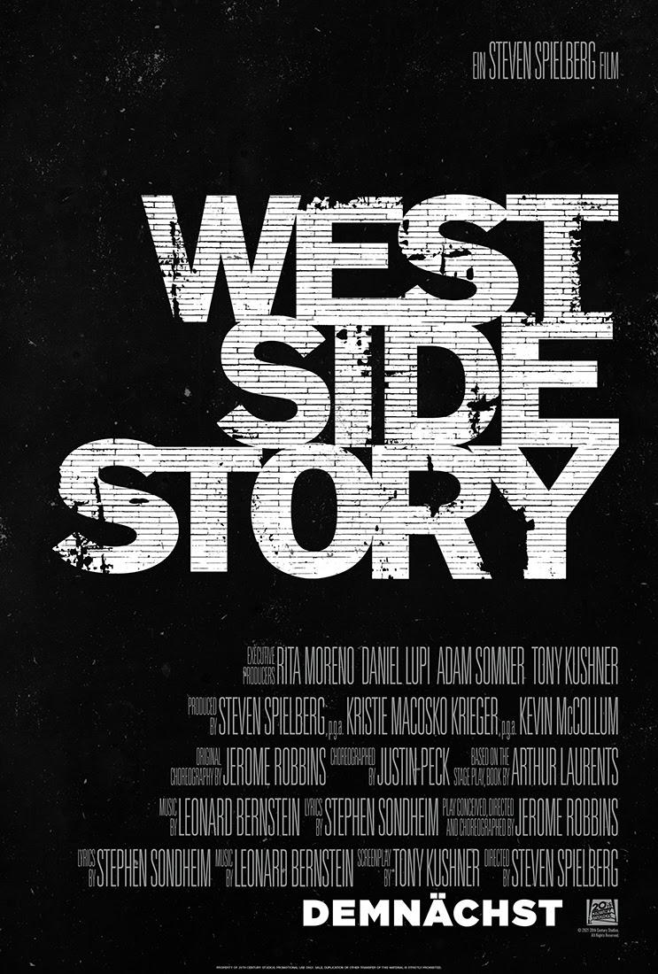 West Side Story   Erster Trailer Zur Adaption von Steven Spielberg   2021