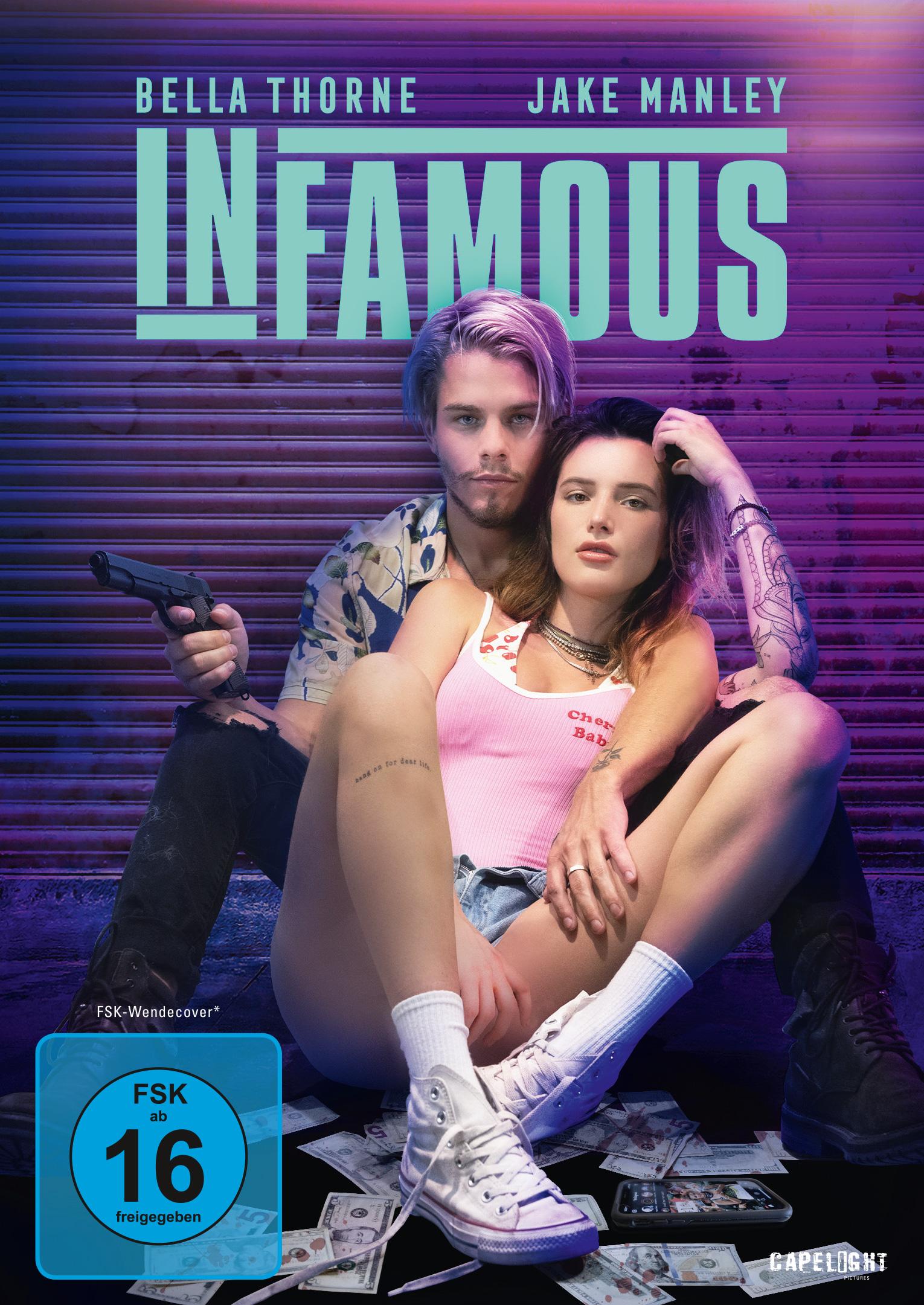 Infamous   Film Kritik   2021