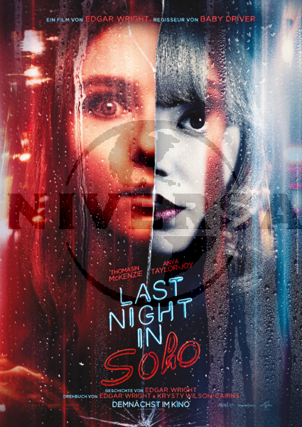 Last Night In Soho Trailer: Edgar Wright enthüllt seinen psychologischen Horrorfilm