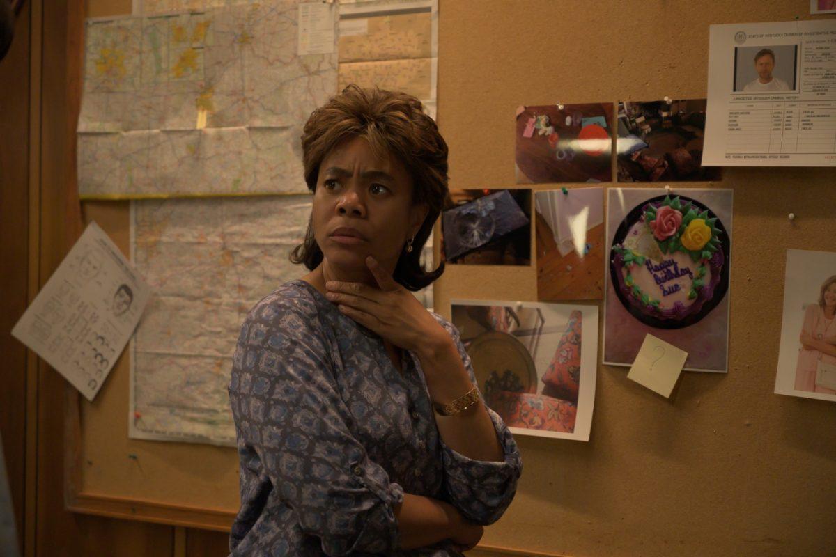 Detective Cam Harris (REGINA HALL) hegt Zweifel an Sues Geschichte