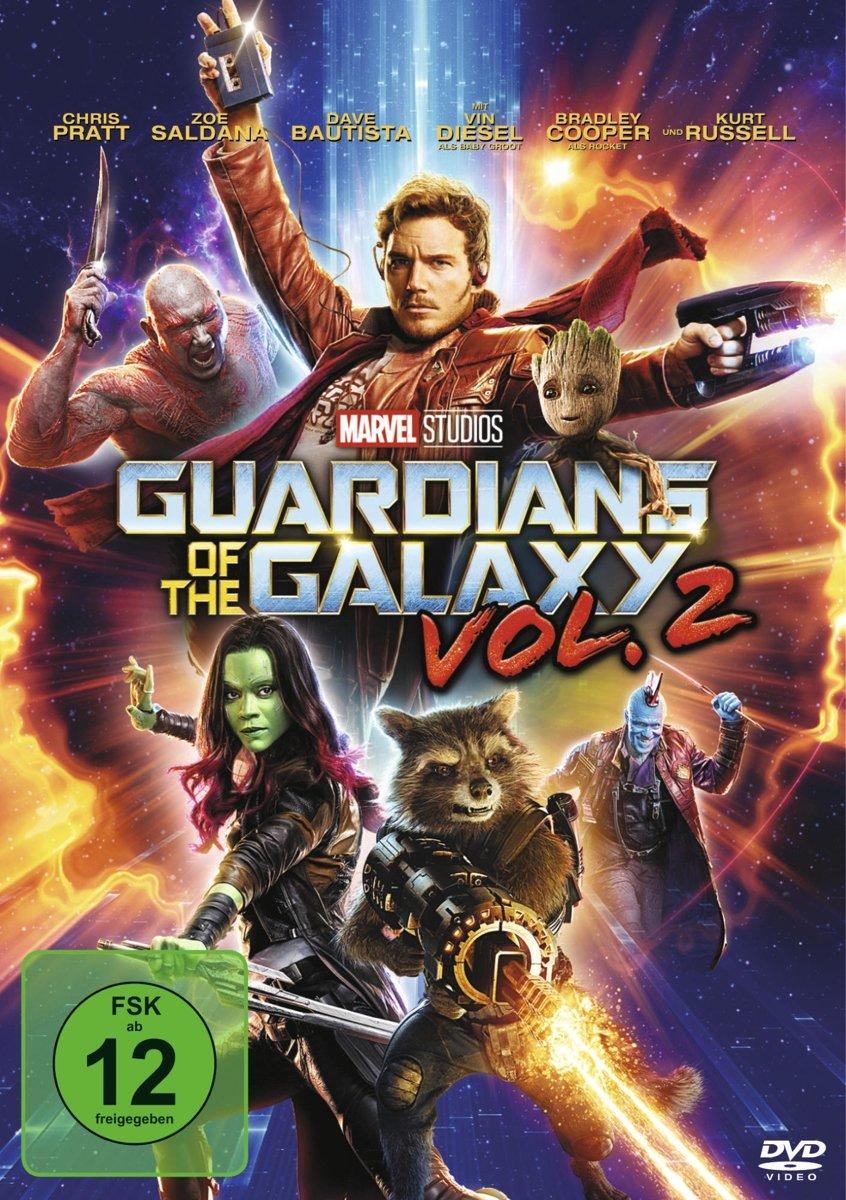 Guardians Of The Galaxy 2   Film Kritik   2021