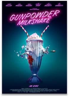GUNPOWDER MILKSHAKE | Der Trailer zum explosiven Action-Cocktail ist ab sofort verfügbar!