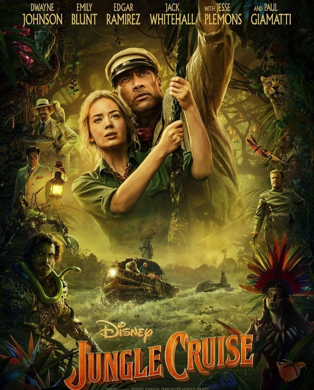 Jungle Cruise kommt am 29. Juli in die Kinos und am 30. Juli als Stream mit VIP - Access zu Disney+