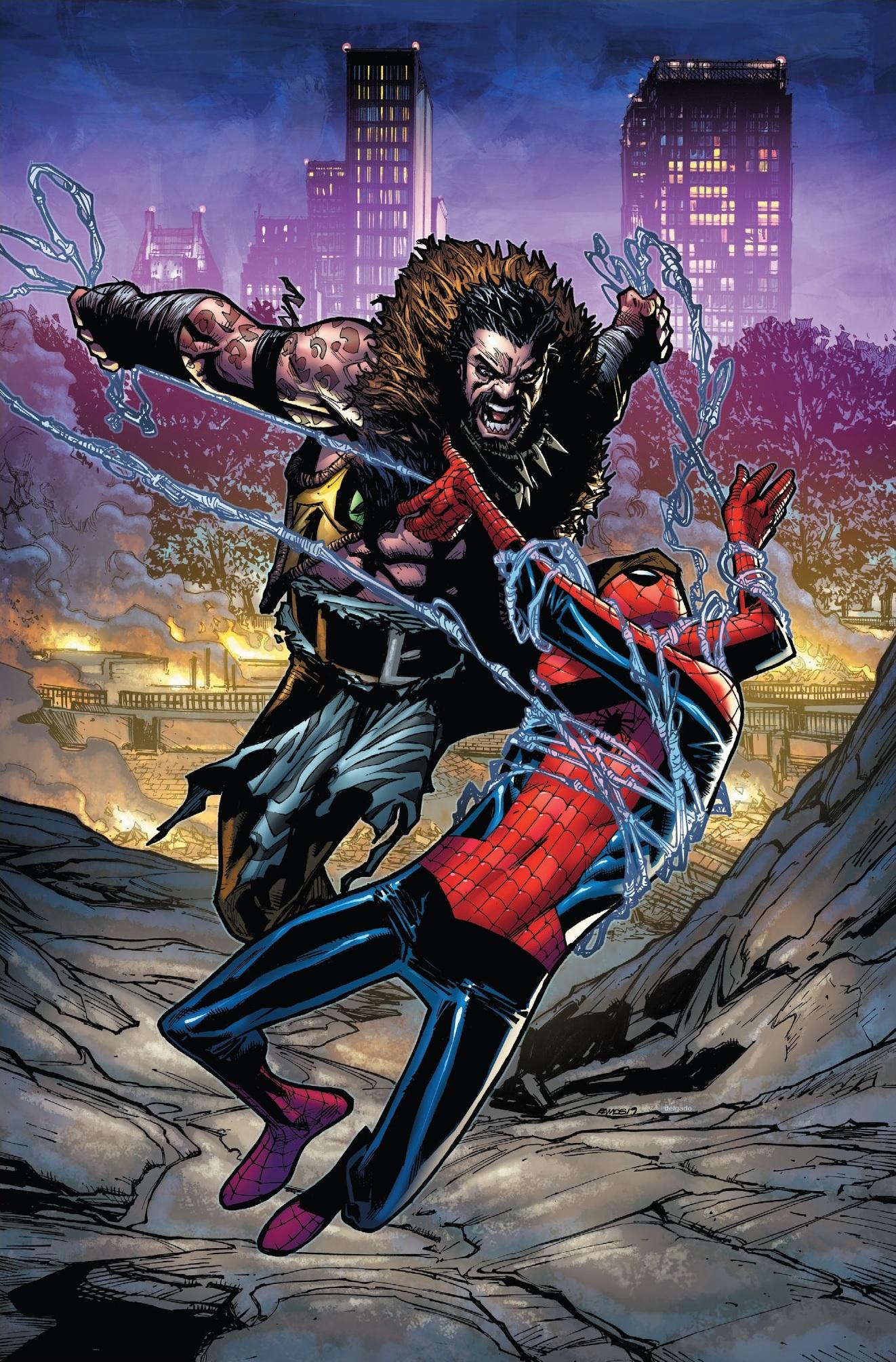 """Aaron Taylor-Johnson spielt """"Kraven The Hunter"""" in Sonys neuesten Marvel-Film"""