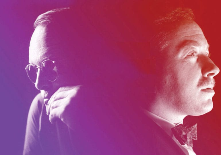 Truman & Tennessee: An Intimate Conversation   Doku Film Kritik   2021