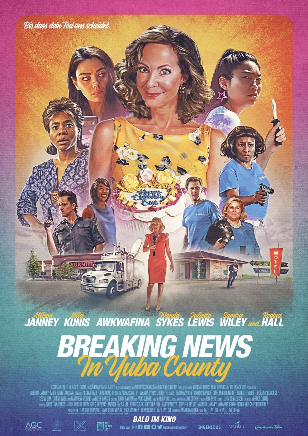 BREAKING NEWS IN YUBA COUNTY Ab 24. Juni 2021 im Kino