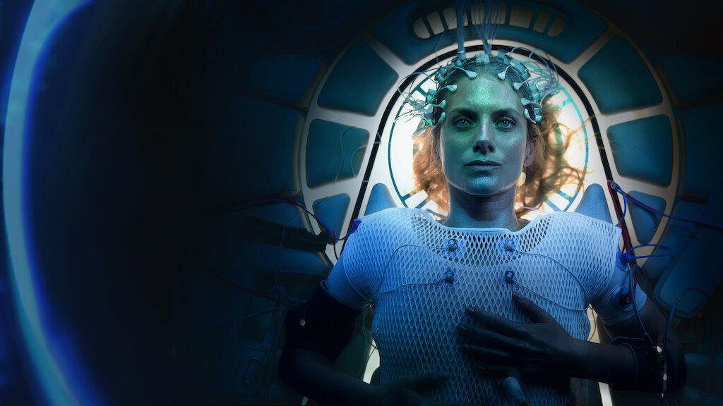 Es gibt flüchtigen Einblick an Fragmente möglicher Erinnerungen im Netflix Film Oxygen