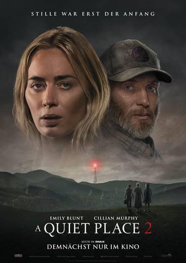 """Intensiv und schaurig schön: """"Lost Places"""" in A QUIET PLACE 2 – jetzt im Kino!"""