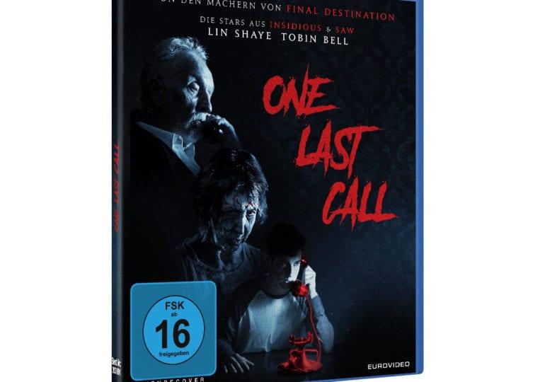 ONE LAST CALL   Ab 17. Juni 2021 als DVD, Blu-ray & digital erhältlich