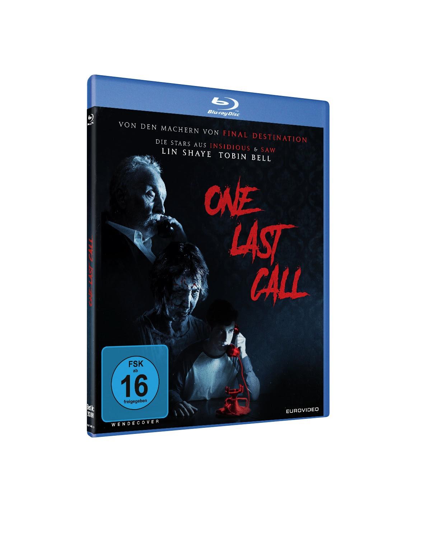 ONE LAST CALL | Ab 17. Juni 2021 als DVD, Blu-ray & digital erhältlich
