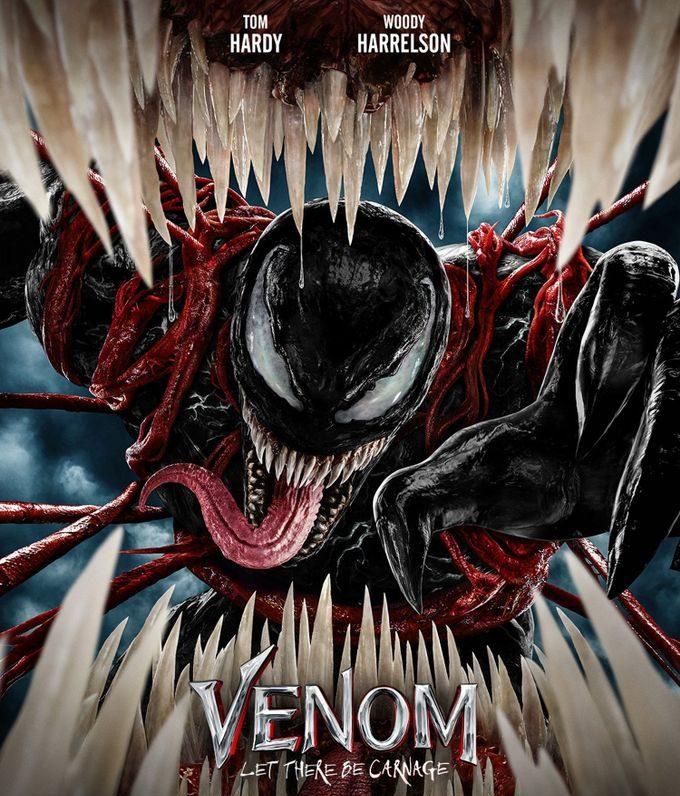 """""""Venom: Let There Be Carnage"""" zeigt ersten Trailer zur Fortsetzung mit Tom Hardy"""