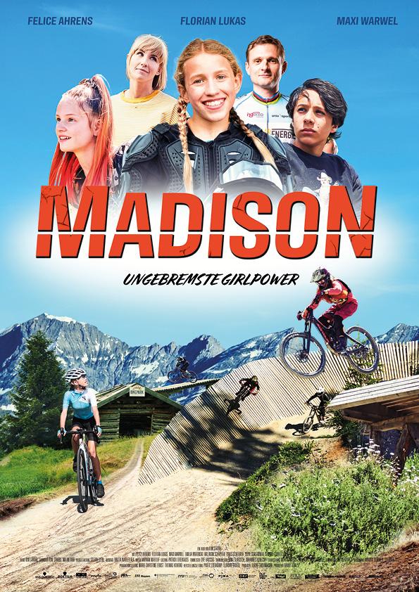 MADISON   KINOSTART AM 16. September 2021