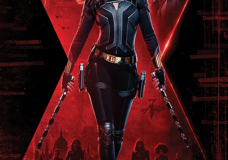 Film Kritik | Black Widow hat mehr Filme verdient
