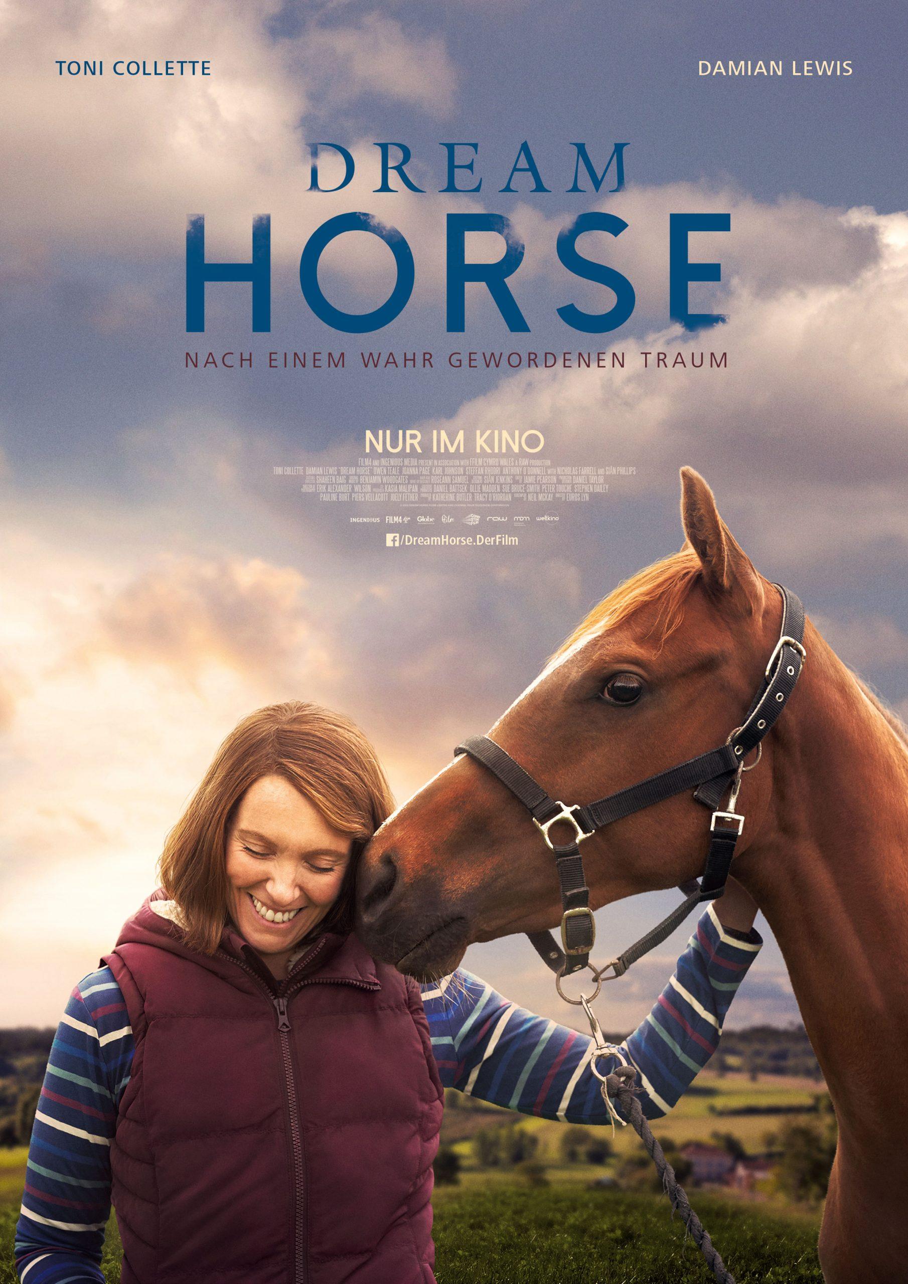 """""""DREAM HORSE"""" - Ab 19. November als Blu-ray, DVD und Digital erhältlich"""
