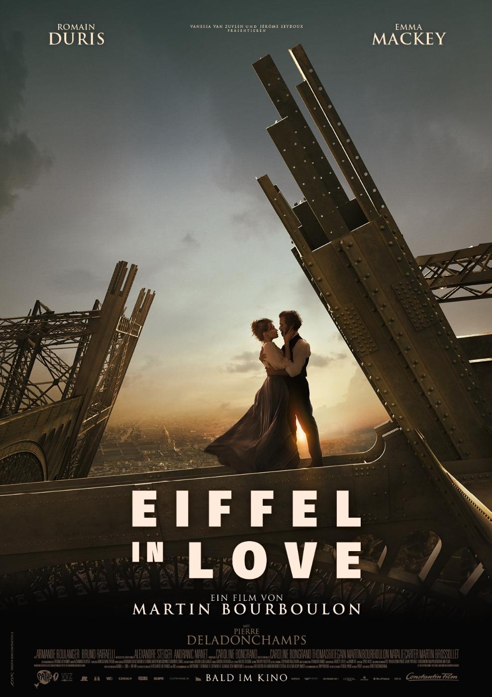 Trailer zu EIFFEL IN LOVE | Ab 16. September im Kino
