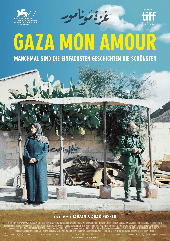 GAZA MON AMOUR   FILM KRITIK   2021