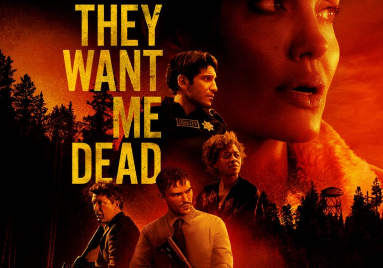 THEY WANT ME DEAD   AB 03. JUNI ALS VoD-ANGEBOT UND BEI SKY CINEMA