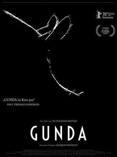 GUNDA | Trailer | Kinostart am 19. August