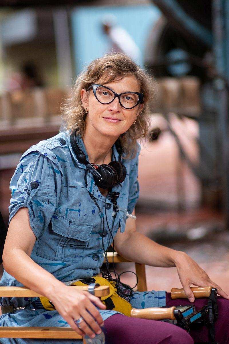 Regisseurin JASMILA ŽBANIĆ (c) Deblokada, Foto von Imrana Kapetanovic