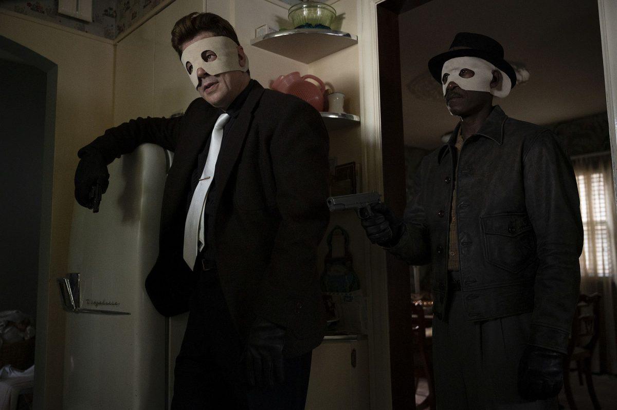 BENICIO DEL TORO als Ronald Russo und DON CHEADLE als Curt Goynes i