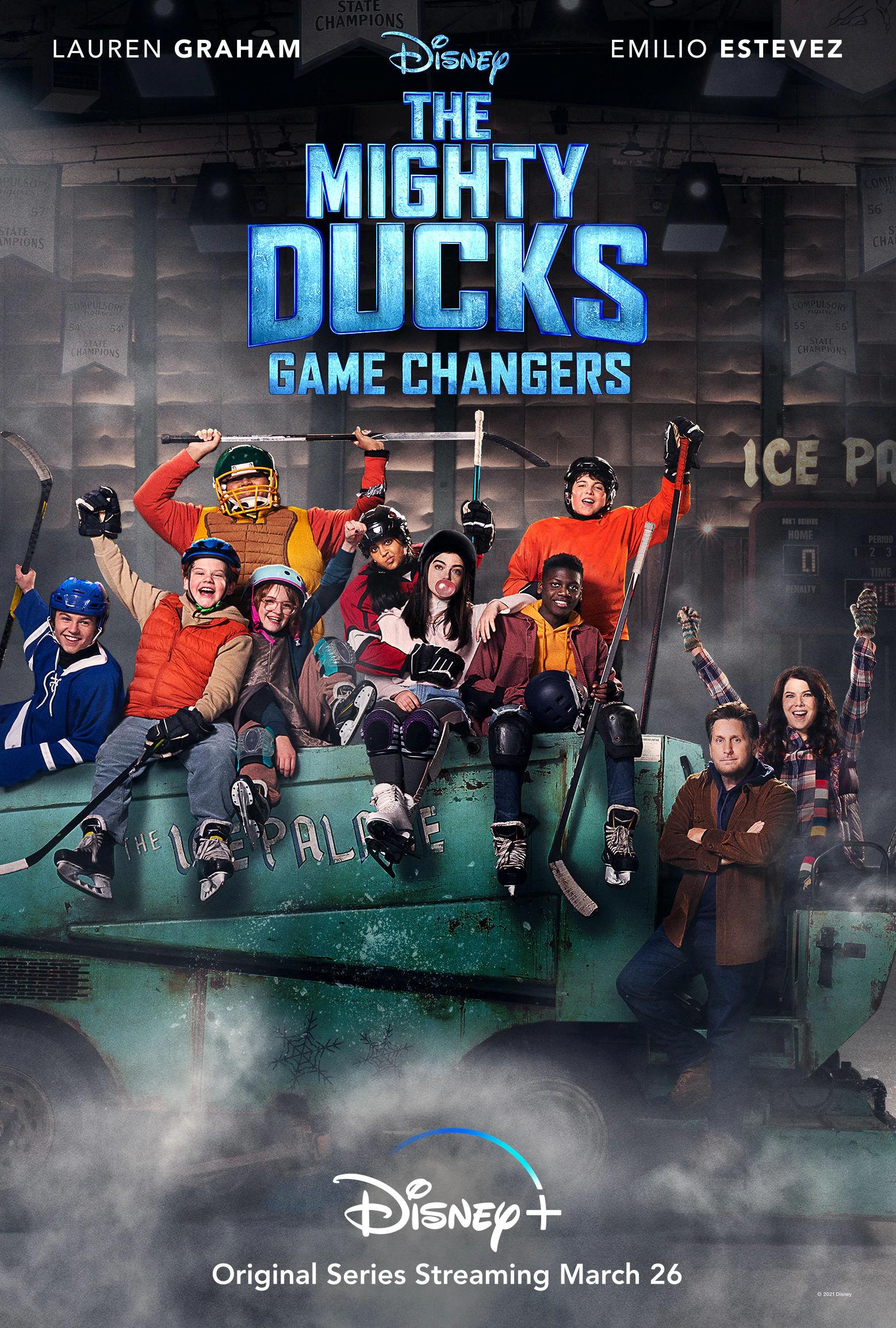 The Mighty Ducks   Trailer   Disney+   2021