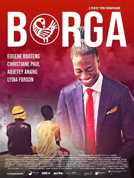 BORGA | Ab dem 28. Oktober 2021 im Kino!